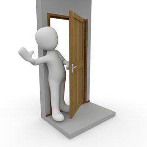 abrir puerta torrente